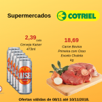 Ofertas especiais do SUPERMERCADO COTRIEL 6